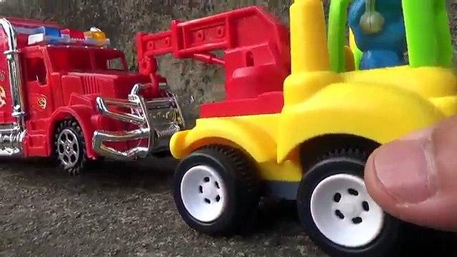 Baby Studio - Tow truck unboxing | trucks toy