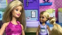 Боюсь бар бар бар Барби челси Дантист Куклы эпизод для имеет Дети Дети ... из зубная боль Игрушки видео с