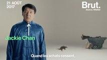 Jackie Chan à la rescousse du pangolin