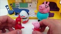 Ce qui Jai le Peppa Pig Teletubbies ouvre lœuf sera la surprise intéressante au milieu