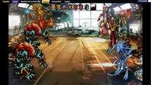 Génétique gladiateurs Mutants ★ pvp ★ pejelagarto ★