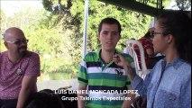 OTROS TAN ESPECIALES COMO YO - Programa 1, Luis Daniel Moncada Lopez