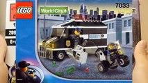 Análogo de la ladrillos construir dinero en efectivo iluminar juego de velocidad camión LEGO 127 LEGO