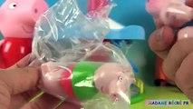 Par par fête foraine parc porc balade avec Peppa amusement merry-go-round tiovivo nickelodeon funtoy