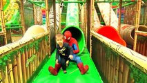Patio de recreo divertido interior patio de recreo familia divertido jugar zona para Niños gigante diapositivas Niños jugar