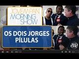 Jorge Ben Jor e Seu Jorge contam como aconteceu o início da parceria | Morning Show