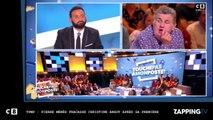 TPMP : Pierre Ménès fracasse Christine Angot après sa première dans ONPC
