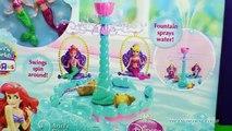 Bain beauté beauté changer couleur flottant Fontaine sirène Princesse Disney ariels playset ariel b