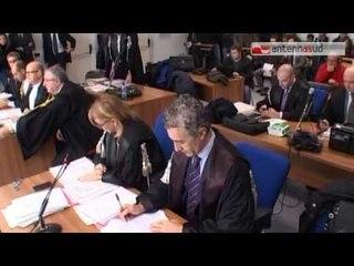 TG 10.03.15 Trascrizioni processo escort, guerra Procura Bari-penalisti