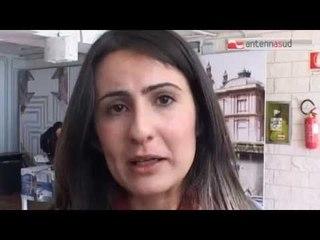 """TG 11.03.15 """"Water house"""" a Bari, informazioni e servizi per tutti"""
