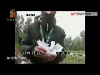TG 13.03.15 Andria, 16 arresti per traffico di droga e armi