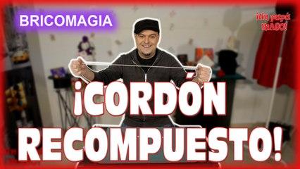 TRUCO DE MAGIA | CORDÓN RECOMPUESTO | BRICOMAGIA | APRENDE MAGIA | is Family Friendly