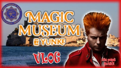 VLOG   MAGIC MUSEUM by YUNKE   PENÍSCOLA   Is Family Friendly