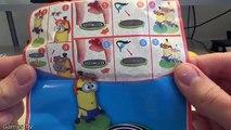 Banane méprisable Oeuf de genre enfant moi moi domestiques film Nouveau chanson jouets Surprise ft playdoh