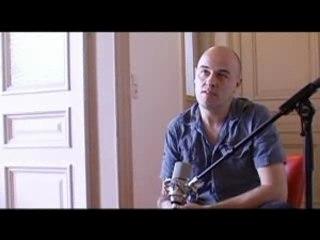 """Official Dominique A """"Sur nos forces motrices Live"""""""