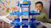 Pour jouets garçons Machines de stationnement aperçu des nouveaux jouets
