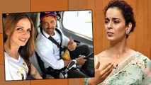 Sussanne Khan Hits Back At Kangana Ranaut After Allegations On Hrithik Roshan | Bollywood Buzz