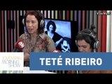 Teté Ribeiro conta acessos de fúria que teve antes de se tornar mãe | Morning Show