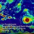 L'ouragan Irma passe en catégorie 4, les Antilles se préparent
