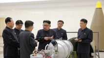 Kim Jong-un is 'begging for war' and his actions are not defensive, US ambassador to UN says