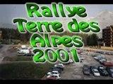 Rallye Terre des Alpes 2001