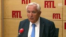 """Jean-Pierre Raffarin : """"Je ne suis pas journaliste, je suis homme politique"""""""