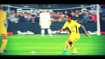 Neymar 's outstanding skills and goals with PSG