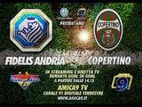 Fidelis Andria - Copertino | Diretta Streaming