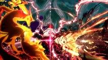 Naruto Shippuden Ultimate Ninja Storm 4 - The Last Hanabi Hyuga Jutsu Awakening Moveset