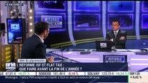 Idées de placements: Réforme ISF et flat tax: que faire avant la fin de l'année ? - 05/09