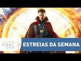 Estreias da semana: Doutor Estranho, 13 minutos e Curumim | Morning Show