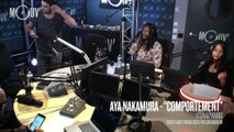 """AYA NAKAMURA : """"Comportement"""" (live @ Mouv' Studios) #SNAPNMIX"""