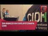 Normalistas de Ayotzinapa no fueron quemados en Cocula: CIDH
