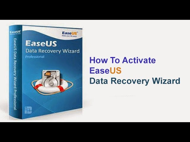 How to Activate EaseUS Data Recovery 11.6  with license key-100 % working 2017 new —  No Malware(1)