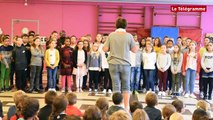 Brest. Rentrée en musique à l'école des Hauts-de-Penfeld