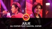 Julie Song Ali Zafar feat Danyal Zafar Coke Studio Season 10 Episode 4