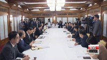Ruling party, government, Blue House agree on need for N. Korea countermeasures