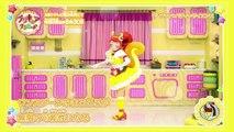 【ダンスムービー】キュアカスタード(CV:福原遥) キャラク