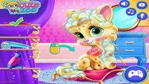Enfants Robe pour Jeu des jeux palais animal de compagnie Princesse été vers le haut en haut Disney rapunzes