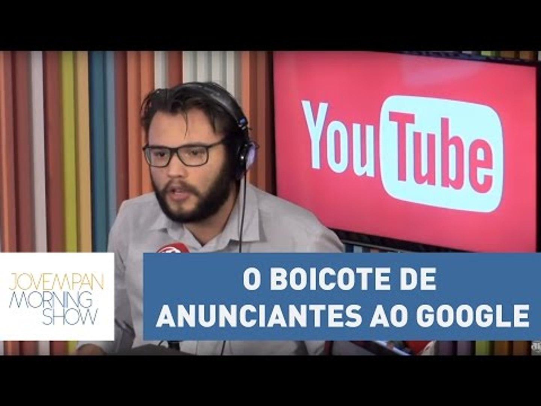 Carlos Aros explica o boicote de anunciantes perante as plataformas do Google | Morning Show