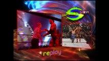 FULL MATCH — Edge vs. Chris Jericho vs. Batista - Intercontinental Title Match: SummerSlam 2004