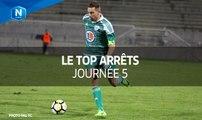 Le Top Arrêts (J5)