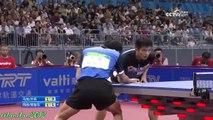 Ma Long⁄Xu Xin vs Fan Zhendong⁄Zhou Yu Highlights HD Chinese National Games 2017 Final