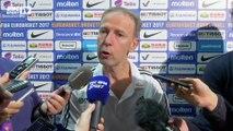 """Eurobasket – Vincent Collet : """"Une victoire obtenue dans la douleur"""""""