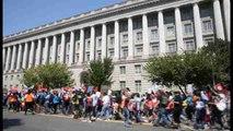 """Las calles de Washington se llenan de """"soñadores"""" tras el fin de DACA"""
