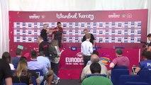 Türkiye - Belçika Basketbol Maçının Ardından - Belçika Başantrenörü Casteels