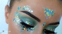 Jordanie maquillage la musique printemps tutoriel Festival hanz coachella edc