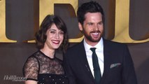 Lizzy Caplan & Tom Riley Tied the Knot In Italy | THR News