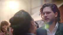 Kitt Harington Smolders In Sexy News D&G Cologne Ads -- See Pic