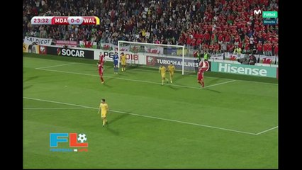 Moldova 0 - 2 Wales - All goal and Highlight | FOOTBALL IS LIKE